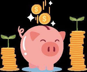 Employee benefits piggy bank black mountain hr