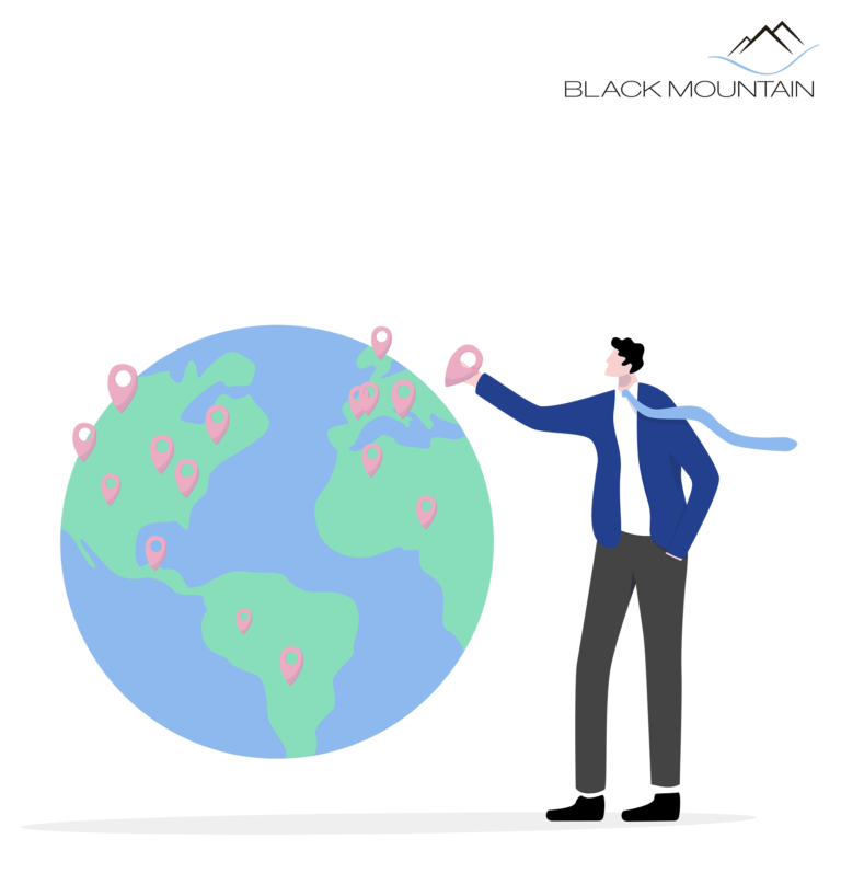 Business Recovery and Global Expansion Black Mountain Group HR Payroll Services
